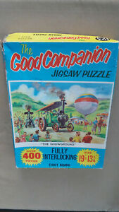 Good Companion Jigsaw Puzzle - 123 The Showground - 4 Missing Pieces