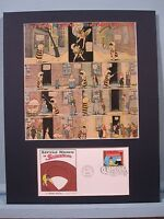 Comic Strip Classic  - Little Nemo in Sumberland & First Day Cover