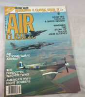 Wagner Twins Dago Red March 1984   Air Classics  Magazine  Airplane