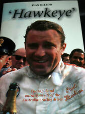 PAUL HAWKINS HAWKEYE McLEOD OULTON PARK LOLA T70 LE MANS SPRINKBOK SERIES TASMAN