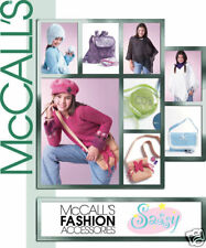 Reduced!  McCall's 4727 Girls' Accessories from Sassy Pattern