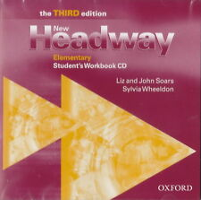 NEW HEADWAY Elementary THIRD EDITION Audio CD for Student's Workbook @NEW Sealed
