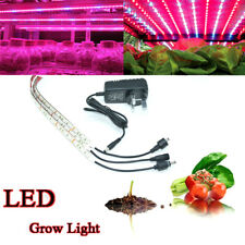 18W 0.5m 3 Pcs Red Blue Led Grow Light Strip Indoor Plants 2A Power supply IP65