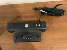 Dell Docking Station for Dell Dseries Laptops Pr01X with Dell Pa-10 Power Supply