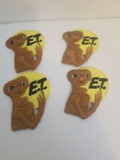 VINTAGE E lT PATCH Rare Collectible LOT OF FOUR PATCHES