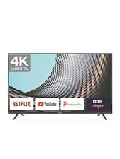 TCL 43DP628 43-Inch 4K UHD Smart TV - HDR10/Freeview Play/BBC iPlayer/Netflix