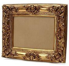 Bilderrahmen Barock Antik Rahmen Gold 60x50cm Fotorahmen Vintage Foto Wanddeko