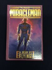 Miracleman Book One Hardcover - Alan Moore first edition 1988