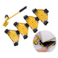 5pcs/set Furniture Lifter Furniture Mover Dolly Trolley Transport Removal Set