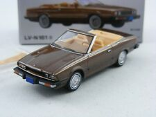Nissan Datsun 200SX Roadster in Brown,Tomica Tomytec lim. vint.neo lv-n161a,1/64