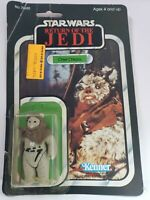Chief Chirpa Ewok Star Wars Return of the Jedi Action Figure (70690) Kenner