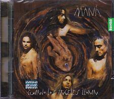 Mana Cuando Los Angeles Lloran CD New Nuevo Sealed