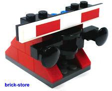 LEGO CITY / Train Voiture Butoir avec tampon / N° (2) 3677/7938/7939