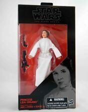 Star Wars Black Series 6 Inch PRINCESS LEIA ORGANA Figure #30 A New Hope Sealed