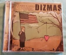 """Dizmas """"On a Search in America"""" Pre Owned CD"""
