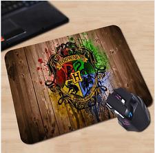 Harry Potter Hogwarts Chest Logo Large Computer Gaming Laptop Mousepad Pads