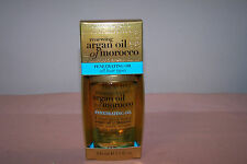 Organix Renewing ARGAN OIL OF MOROCCO  Penetrating Oil 3.3 oz./100 ml. NEW n BOX