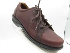 Red Wing 4173 Size 7.5 M Brown Leather Lace Up Derby Comfort Shoes For Women
