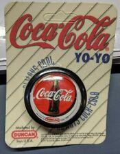 Coca Cola Yo Yo 1997 Black White Vintage Coke Bottle Duncan Bottle Always