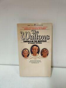 The Waltons - Trouble on The Mountain, Paperback, Robert Weverka (i2)
