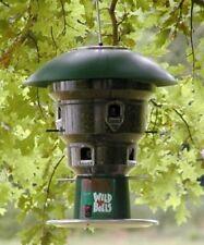 New listing Electronic Squirrel Proof 8 Port Bird Feeder by Wild Bills