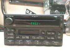 99-03 Ford Ranger Explorer F150 Windstar Radio Cd Cassette YU3F-18C868-AA