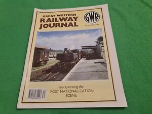 Great Western Railway Journal - No 30 Spring 1999