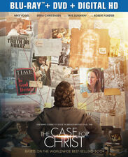 The Case For Christ [New Blu-ray] With DVD, 2 Pack, Digitally Mastered In Hd