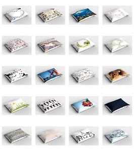 Ambesonne Pillow Sham Printed Decorative Pillowcase