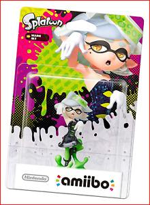 Splatoon Marie Amiibo Nintendo Wii U/Nintendo 3DS