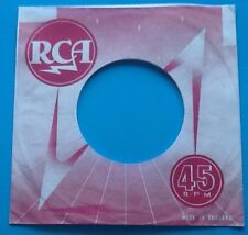 Ten Replicas Of An Original Early RCA Label, Company Record Sleeve, Pack Of 10