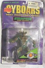 CYBOARS Action Figure 1996 Robo Runner Stampede New Sealed Vintage 5-inch