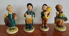 Vintage 1942 Herbert Dubler Hummels Figurines lot 4 Ars Sacra