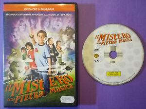 DVD Film Ita Fantasy IL MISTERO DELLA PIETRA MAGICA Warner ex nolo ex nolo (H1)