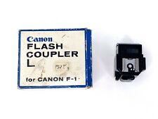 Canon Flash Couple L For Orginal Canon F-1 Camera