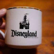 Vintage 1950s DISNEYLAND Made in Japan Collectible Ceramic Tea Cup Coffee Mug