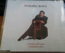 RENATO ZERO - SI STA FACENDO NOTTE - CD SINGOLO SIGILLATO (SEALED)