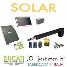 DUCATI HC812-300 MONO SOLAR KIT Apricancello solare Monoanta Max 2,6m/260kg