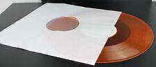 Confezione da 100 pezzi BUSTA INTERNA CON VELINA PER LP bianca 33 giri
