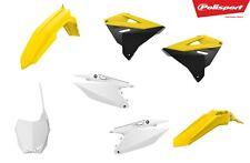 SUZUKI restyle Plastic Kit RM 125 / RM 250 2001 - 2008 OEM Yellow Moto X 90864