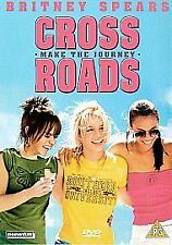 Crossroads (DVD, 2002) freepost in very good condition