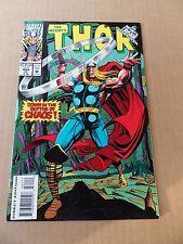 Thor 464 . Infinity Crusade X - over -  Marvel 1993 -  VF / NM