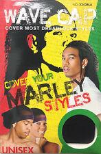 Magic Collection Marley Styles Wave Cap  ( Black ) cat no. 2242BLA