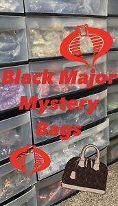 Gi Joe Black Major 6 Figures Mystery Bags 🎒