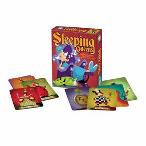Sleeping Queens Card Game NEW au