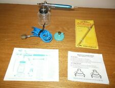 Mm Badger No. 200 Hobby and Touch Up Air-Brush Kit - Used