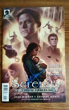 Nathan Fillion - Serenity comic #6 - Firefly - Castle - Rare - Proof - autograph