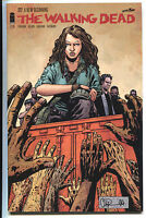 Walking Dead 127 Image 2014 FN VF 1st Print Manga Outcast Preview Robert Kirkman