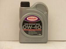 Meguin Megol Motorenöl Super Leichtlauf Driver SAE 0W-40 1 Ltr VW 50200 50500