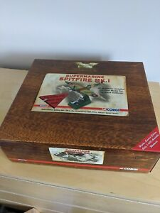 Corgi Aviation Archive AA33907 Supermarine Spitfire MK1 (NOT 100% Working)